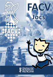 cartel jocs escacs