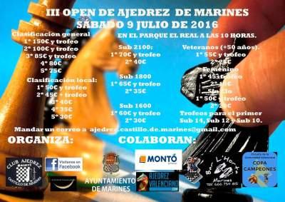 torneo en marines