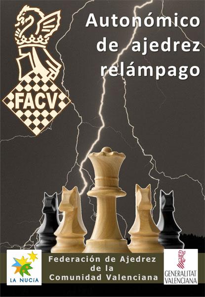 ajedrez blitz comunidad valenciana