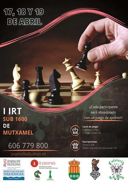 torneo ajedrez alicante