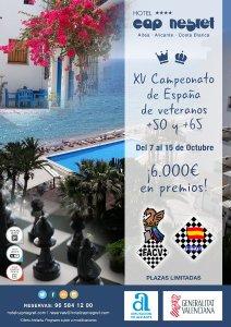 campeonato España ajedrez veteranos 2017