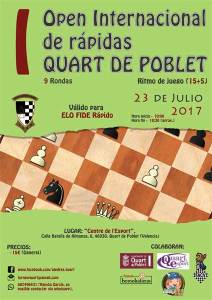 torneo ajedrez quart valencia