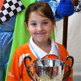 diana quintana campeona españa ajedrez sub-8