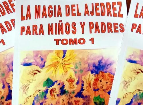 LIBRO AJEDREZ ANGEL CUSTODIO