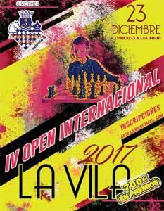 IV OPEN INT. LA VILA @ La Vila | Villajoyosa | Comunidad Valenciana | España