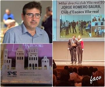 JORGE ROMERO PRESIDENTE VILA-REAL AJEDREZ