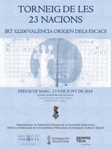 23 NACIONES @ Ateneo Marítimo de Valencia | València | Comunidad Valenciana | España