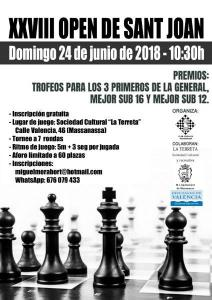 OPEN MASSANASSA @ Centro cultural La Terreta | Massanassa | Comunidad Valenciana | España