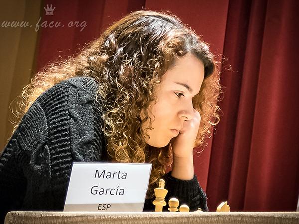 Marta García ajedrez norma Maestro Internacional