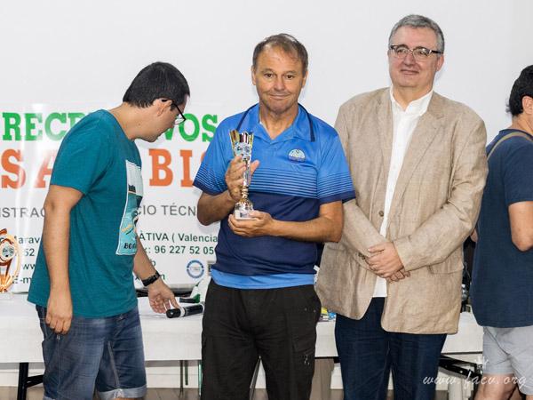Torneo ajedrez Memorial Pizarroso