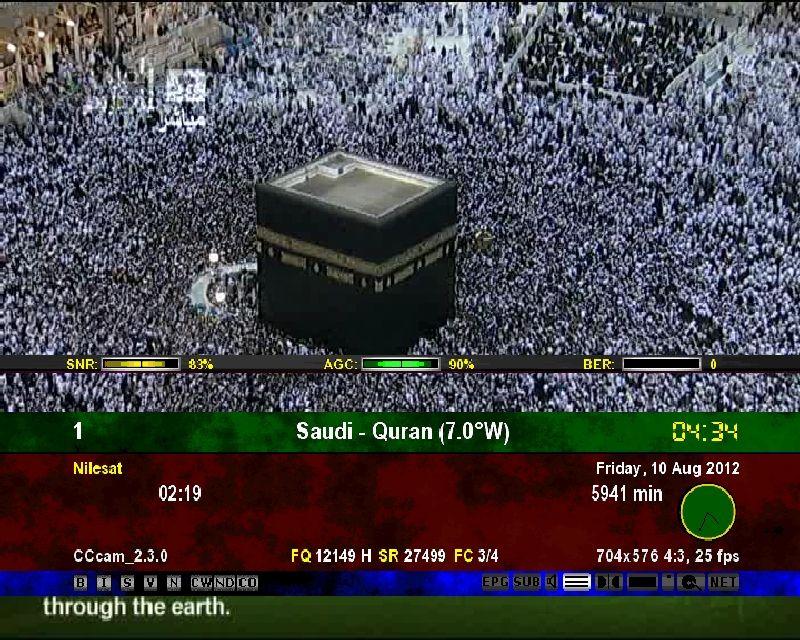 تردد قنوات القرآن الكريم علي نايل سات محدث يوميا الإبداع