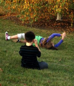 kids organic gardens