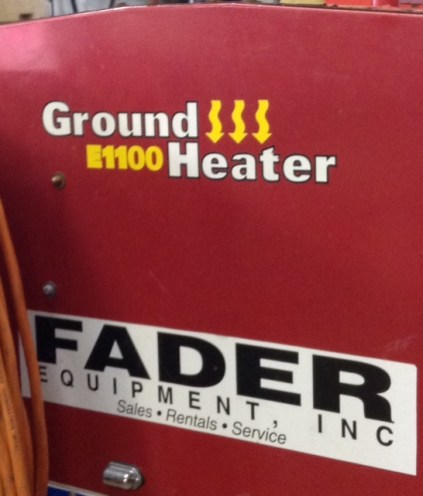 ground-heater
