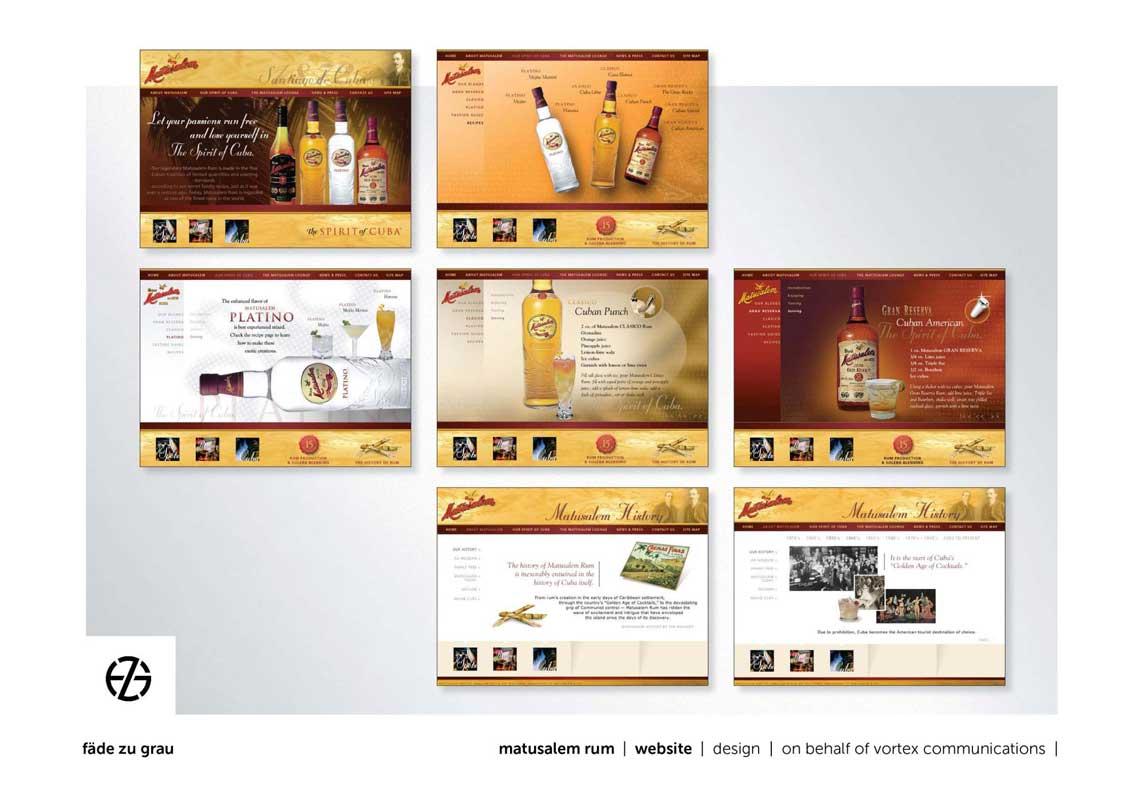 Fade Zu Grau Graphic Design Samples