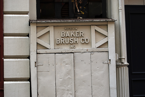 Baker Brush Co - Soho, NYC