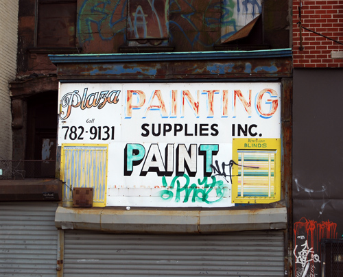 Plaza Paint - Williamsburg