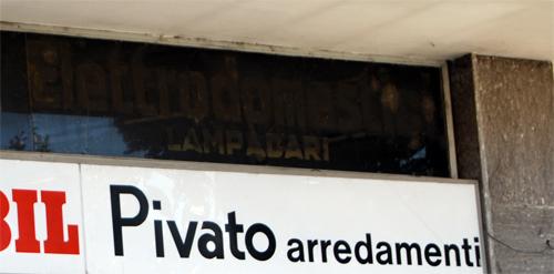 Enzo In Italia - Elettrodomestici - © Vincenzo Aiosa