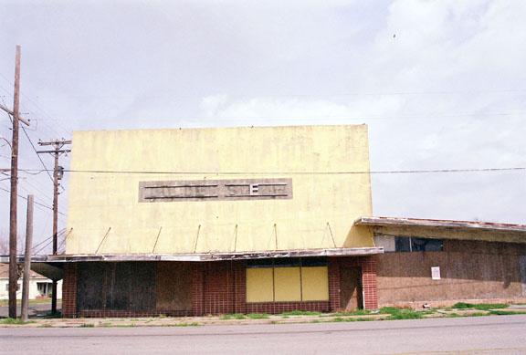 Derelict Golden Steer Restaurant