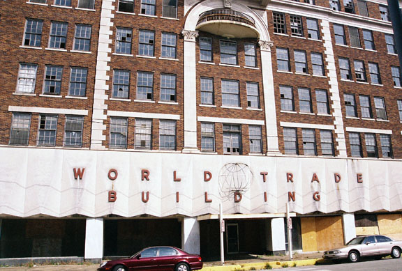 World Trade Bldg - 1928 - Austin Ave