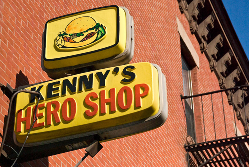 Kenny's Hero - Prospect Park
