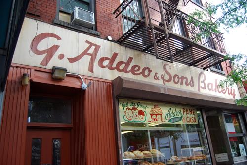 Addeo Bakery - Arthur Avenue - Bronx - © Vincenzo Aiosa
