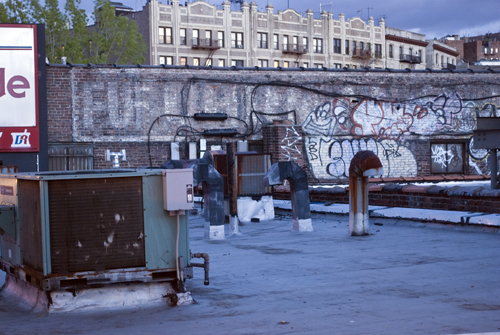Furniture West 231st Street Station Broadway Bronx Fading Ad Blog Has Moved