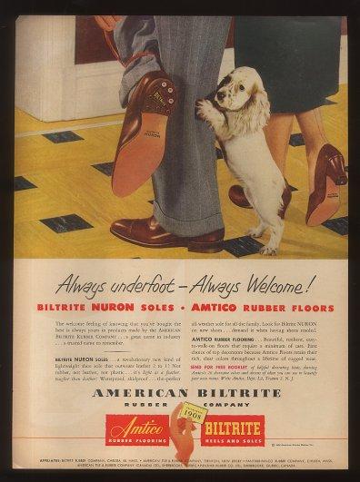 American Biltrite Ad