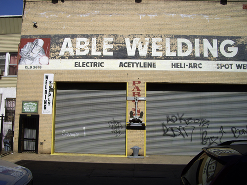 Able Welding - Sunset Park, Brooklyn