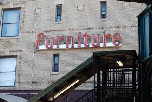 Rubinstein & Klein Fine Furniture - New Utrecht Avenue, Brooklyn © Vincenzo Aiosa