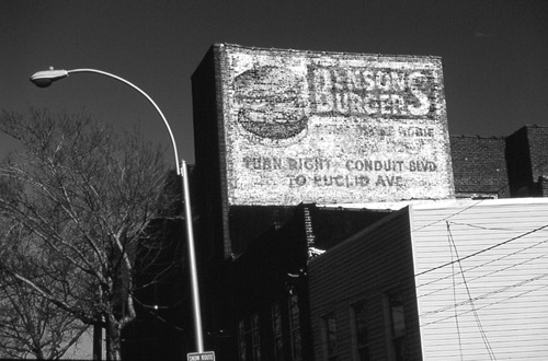 Benson Burgers - Atlantic Avenue