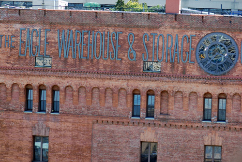 Eagle Warehouse & Storage Company of Brooklyn  Old Fulton