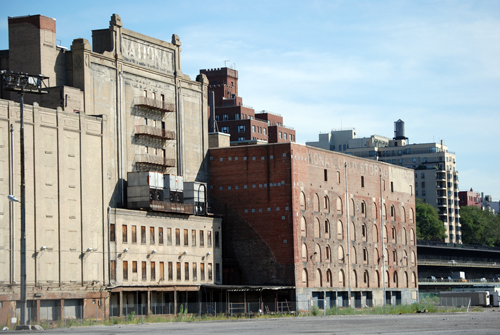 National Cold Storage - Brooklyn Waterfront - © Frank H. Jump