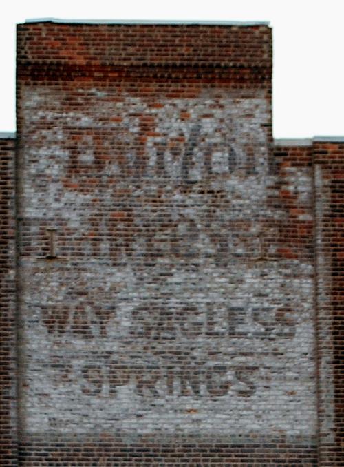 Burton's Way Sagless Spring Mattresses