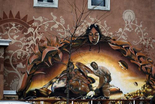 Bushwick Mural