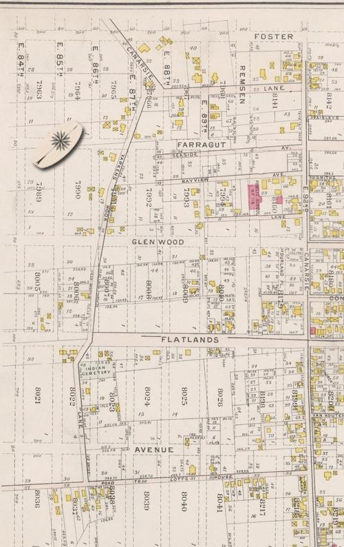 Varkens Hook Road - Formerly Varkens Hook Lane - Canarsie, Brooklyn