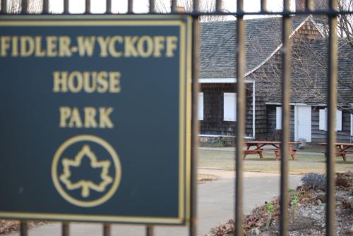 The Pieter Claesen Wyckoff House, Canarsie Brooklyn