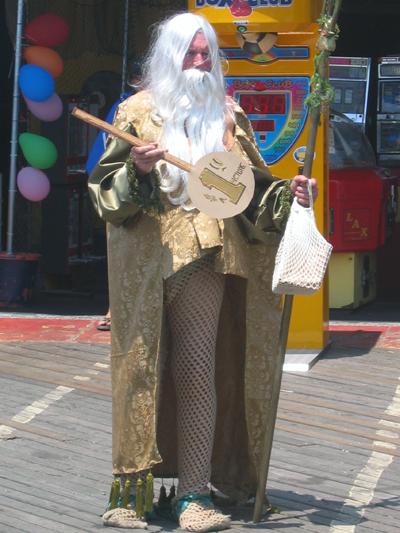 Coney Island - July 4, 2005