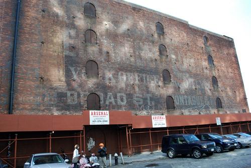 Dumbo Waterfront Warehouse