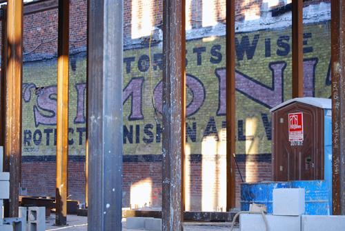 Simoniz Revisited - Empire Blvd - Ebbets Field, Brooklyn