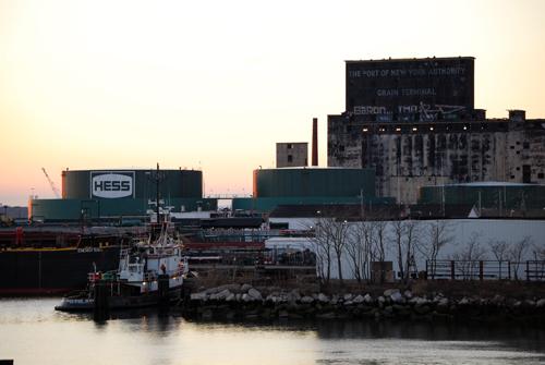 Grain Terminal - Brooklyn, Gowanua