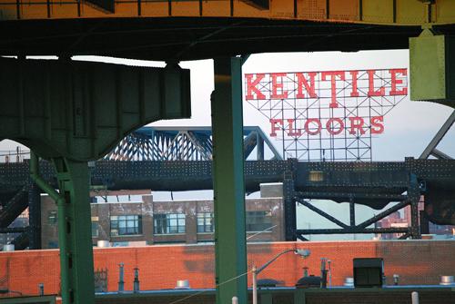 Gowanus Crossings & Kentile Sign