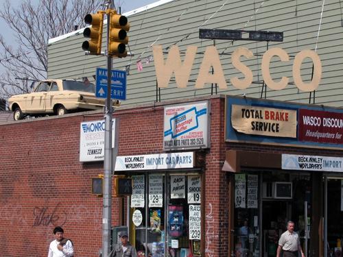 Wasco - Greenpoint