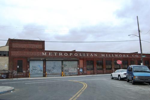 Metropolitan Millwork Co