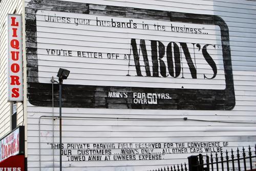 Aaron's - Park Slope