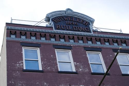 Hutwelker Building, Park Slope