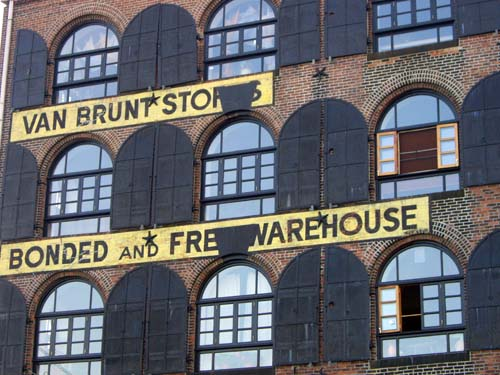 Van Brunt Warehouses