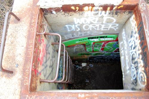 Ft. Tilden Beach Bunker © Frank H. Jump