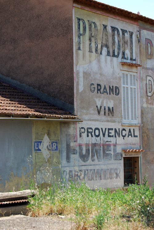 Provence, France © Frank H. Jump