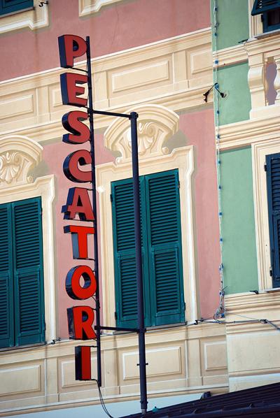 Port of Santa Margherita © Frank H. Jump