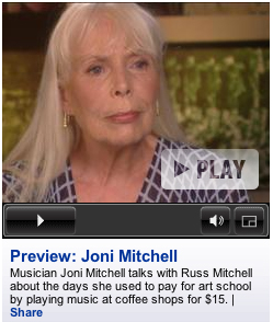 All Sides Now of Joni